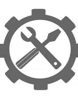 Recogida de máquina para reparación