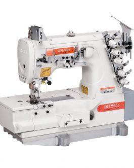 Máquina de recubrir Siruba F007K-W222-3XX/FHA