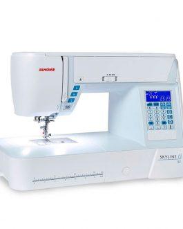Máquina-de-coser-doméstica-Janome-Skyline-S3-min