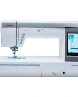 Máquina-de-coser-doméstica-especial-Patchwork-Janome-Mc9400QCP