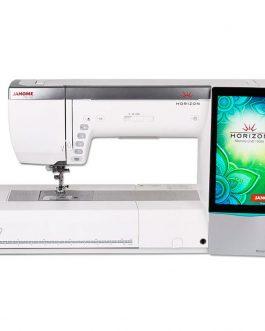 Máquina de coser y bordar doméstica Janome MC15000 Horizon