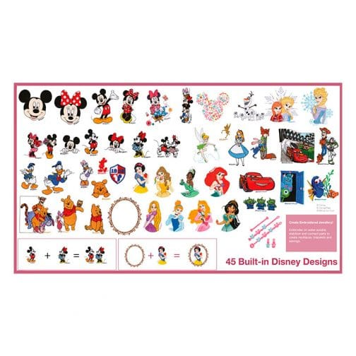 Diseños Disney Brother M280D
