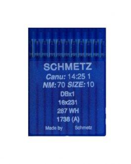Agujas Schmetz 16x231N70