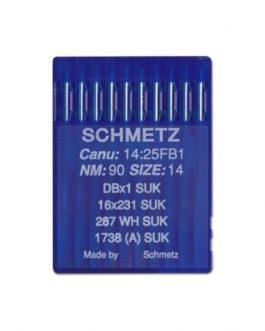 Agujas Schmetz 16x231N90SUK