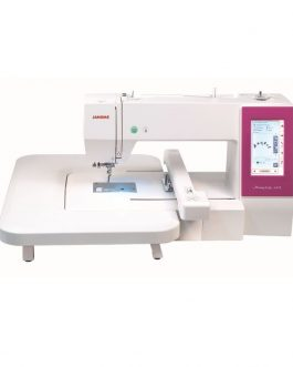 Máquina de bordar Janome MC450e + Artistic Digitalizer Jr.
