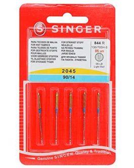 Agujas Singer 2045 Nª90/14