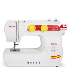 Janome 3612 la roja