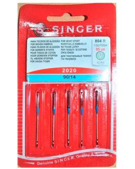 Agujas Singer 2020 Nº 90/14